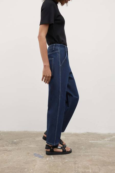 Kowtow Barrel Jeans - Indigo Denim