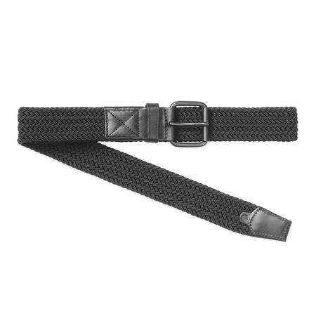 CARHARTT WIP Jackson Belt - Black/White