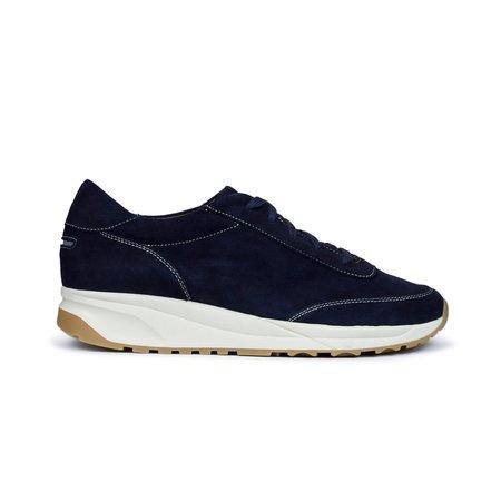 Unseen Footwear Trinity Suede Contrast - Navy