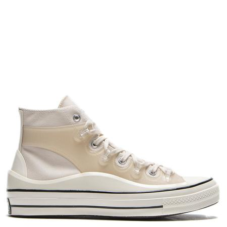 Converse x Kim Jones Chuck 70 Utility Wave Hi - Natural Ivory/Burnt Orange