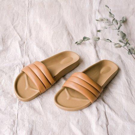 Beatrice Valenzuela Classic Sandalia - Sand