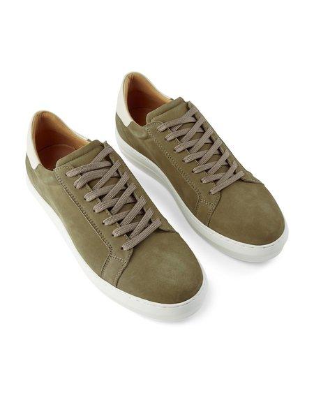 Shoe the Bear Aphex Nubuck sneakers - Khaki Green