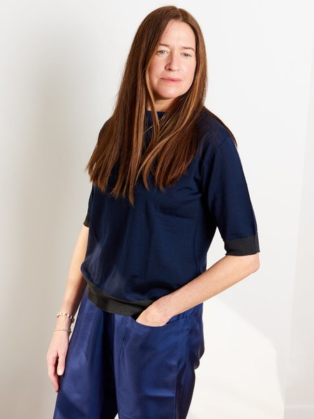 Sofie D'Hoore Muse Sweater - Dark Navy