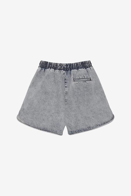 Han Kjøbenhavn Sport Shorts - Bleached Denim