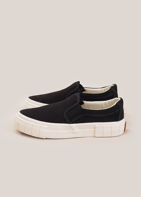 Unisex Good News Yess Core Sneakers - Black