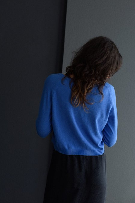 Private 0204 180 Sweater - Royal