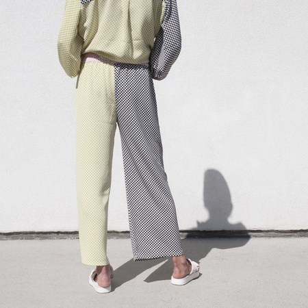 KkCo Lounge Pants - Mixed Checker