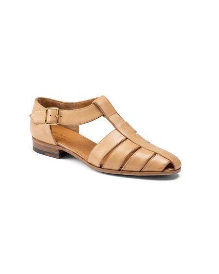 Officina del Poggio Essentials Varenna Sandal - Natural
