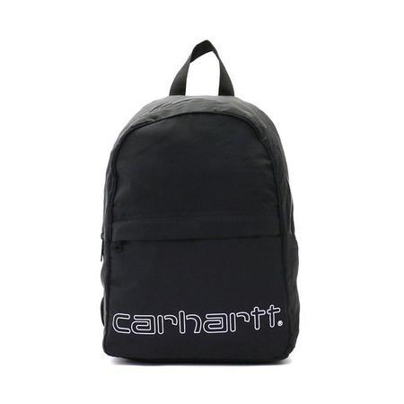 CARHARTT WIP Terrace Drawstring Bag - Black