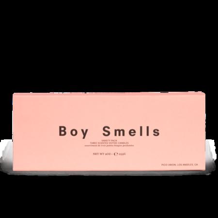 Boy Smells Candle Trio