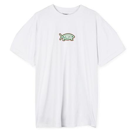 Powers Supply Evolution T-shirt - White