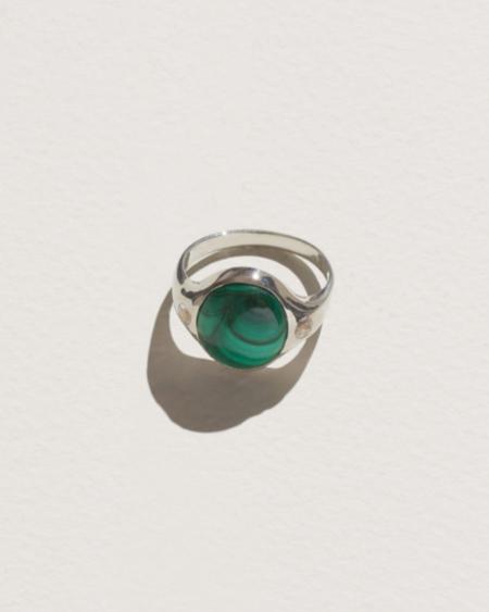 Pamela Love Essential Ring - Malachite