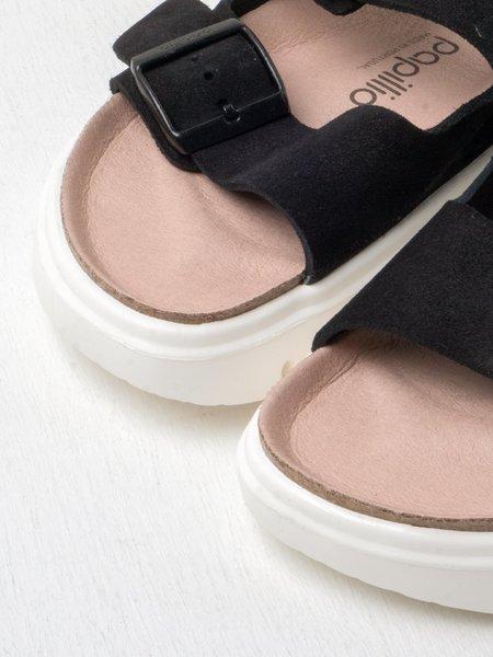 Birkenstock ARIZONA CHUNKY shoes - SUEDE BLACK