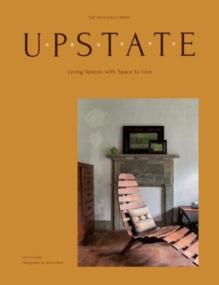 Penguin Random House upstate living spaces with space to live book