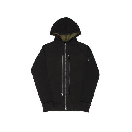 Stone Island Shadow Project Knitted Hoodie