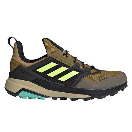 Adidas Terrex Trailmaker Gore-Tex sneakers - Wild Moss/Hi-Res Yellow/Acid Mint