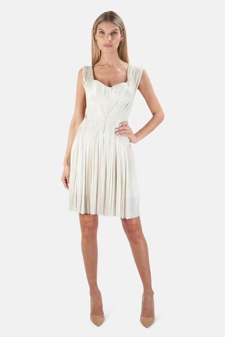 Maria Lucia Hohan Belinna Dress - Frost