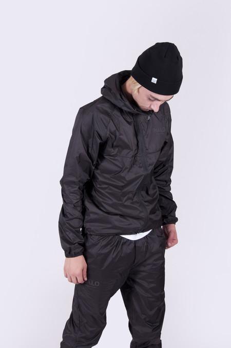 HALO Tech Jacket & Pants Black