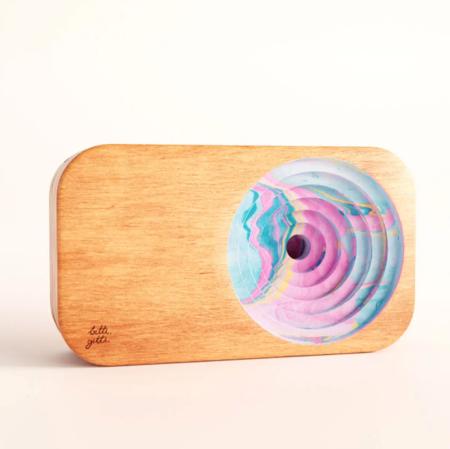 Bitti Gitti Design Wooden Sound System