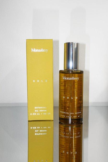 Monastery Gold Botanical Oil Serum