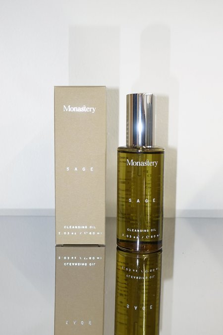 Monastery Sage Cleansing Oil