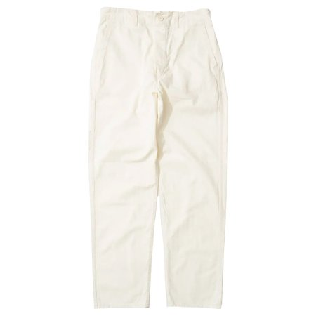 Orslow French Work Pant - Ecru