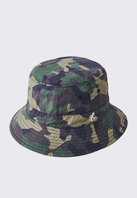 Gramicci Shell Reversible Hat - camo/black