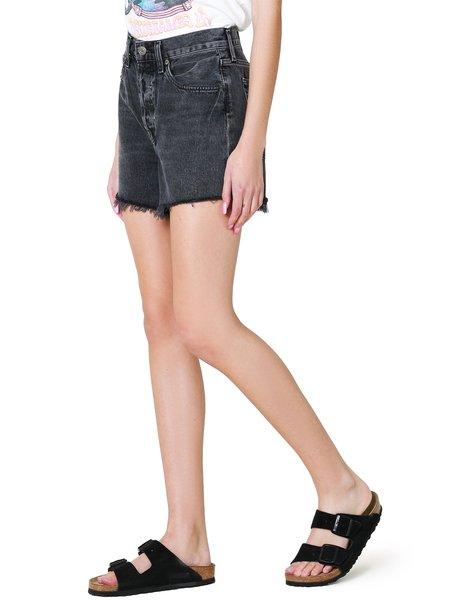 AGOLDE Parker Long Loose Fit Vintage Short - Chromatic