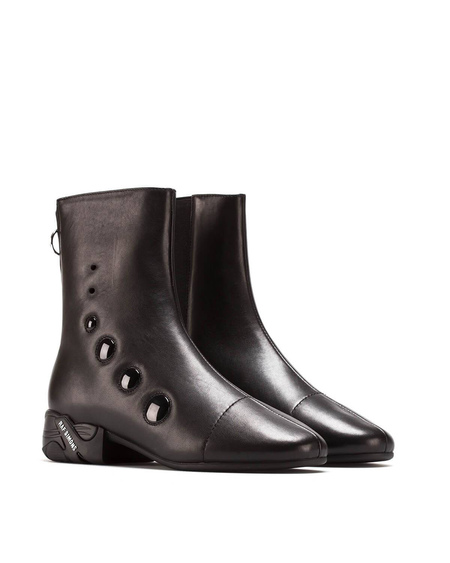 Raf Simons Solaris-21 Boots - Black