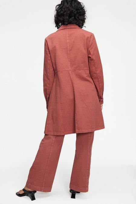 Lacausa Bodhi Jacket - Cocoa