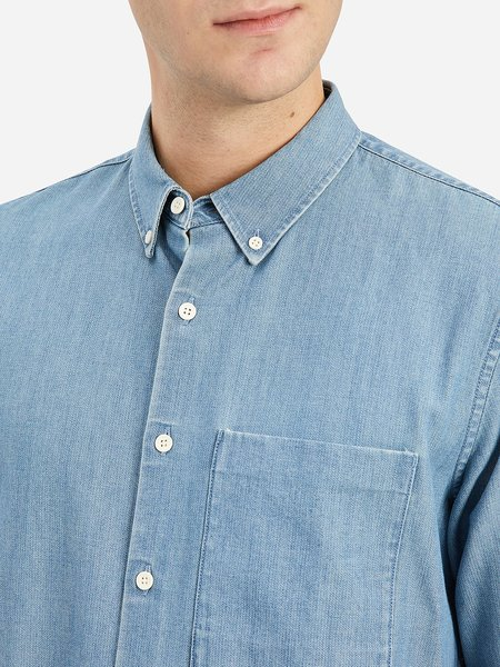 O.N.S Vance Shirt - Light Indigo