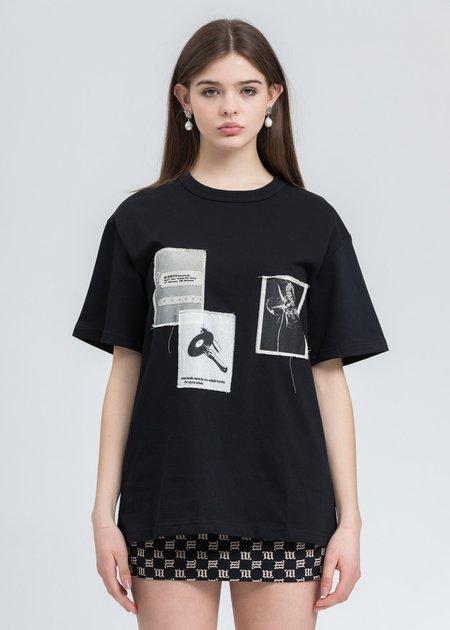 MISBHV Recordings T-Shirt - black