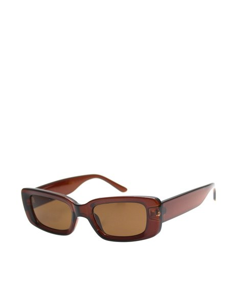 Reality Eyewear BIANCA eyewear - CHOCOLATE