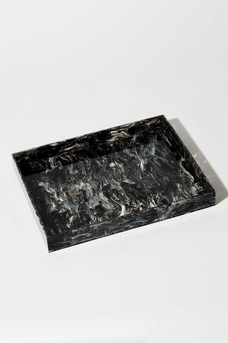 Aeyre Rectangle Tray - Indigo