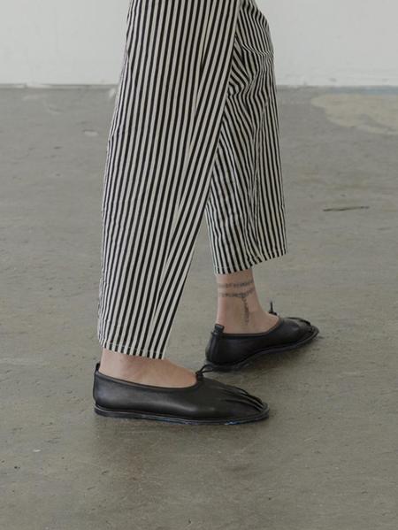 Hereu Puntera shoes - Black