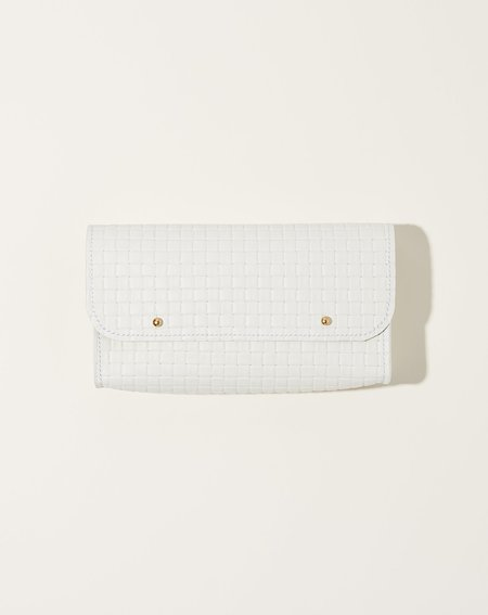 Bartleby Objects Derry Convertible Bag - White Emboss