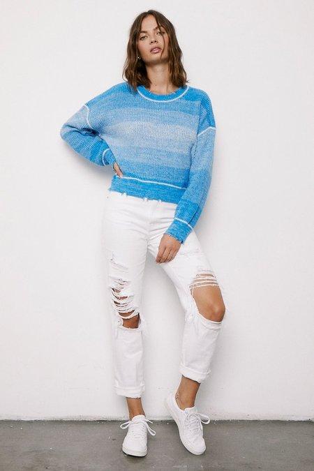 Pistola Eva Sweater - Salted Blue
