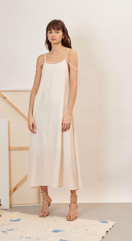 Ghospell Glaze Slip Dress