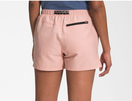 The North Face Class V Belted Short - Evening Sand Pink