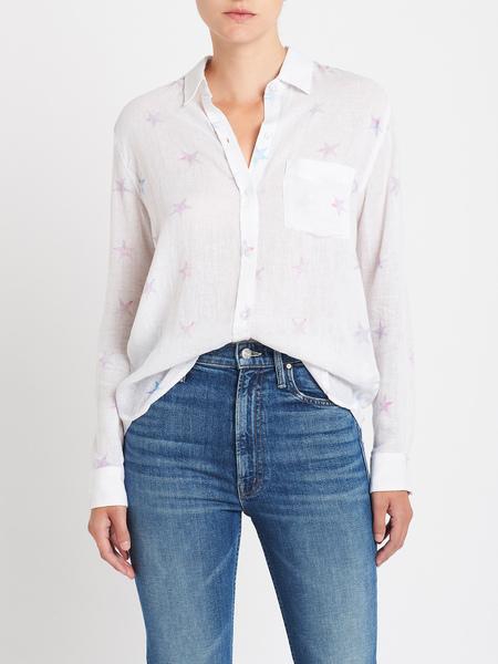 Rails Charli Shirt - white