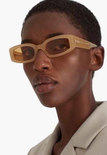 Paloma Wool Boavista Sunglasses - Beige