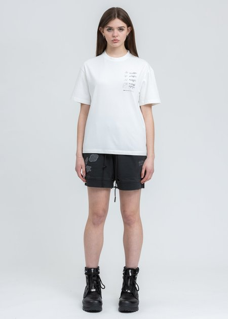 C2H4 Score Of The Planet T-Shirt - White
