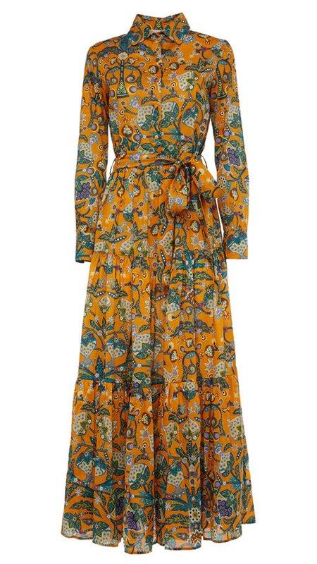 La Double J Bellini Dress - Tree of Life