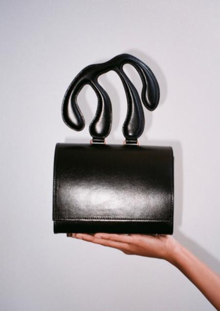 Dauphinette Bergere Bag - Black