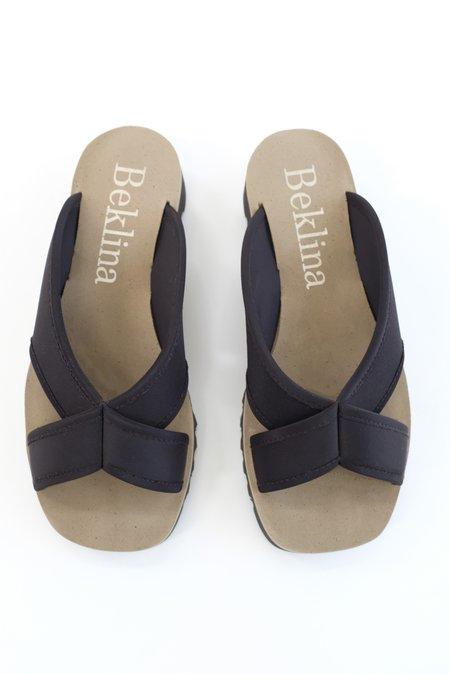 Beklina Water Sandal Slide - Black