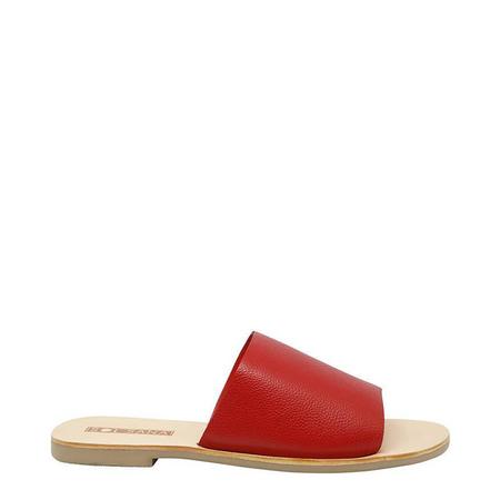 Sol Sana Teresa Slide - Strawberry