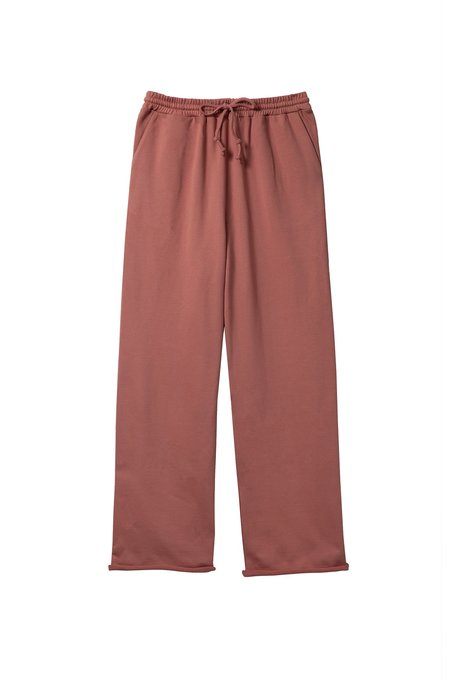 Soft Focus The Breeze Sweatpant - Baked Coral