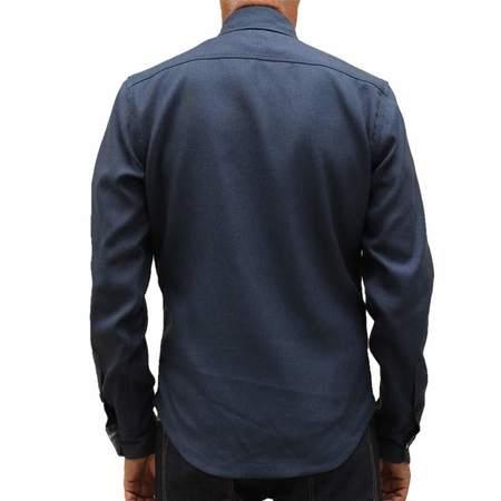 KATO The Anvil shirt - Steel Grey