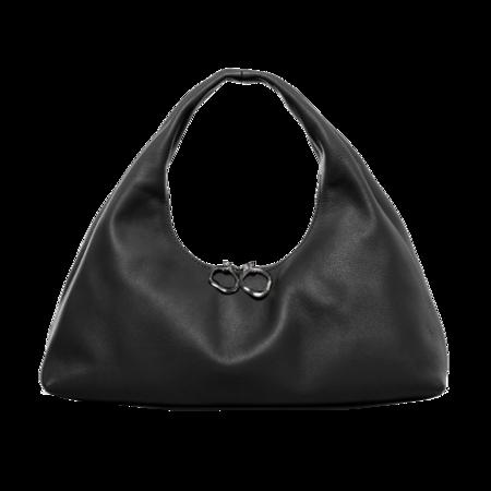 Staud Mini Enzo Bag - Black