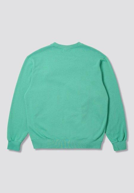 Stan Ray Gold Standard Crew sweater - sea green